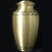 Venetian Brass Urn
