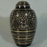 Glyph Brass Urn