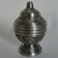 Rashaad Brass Urn
