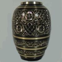 Solice Brass Urn