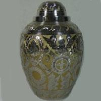 Totem Brass Urn
