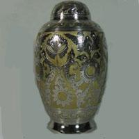 Helena Brass Urn