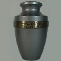 Advent Brass Urn
