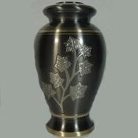 Ivy Brass Urn