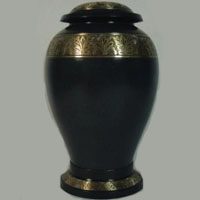 Viceroy Brass Urn