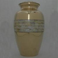 Dynasty Brass Urn