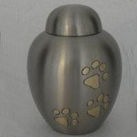 Companion II Brass Urn