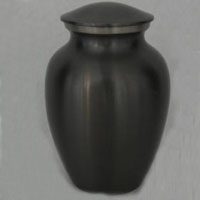 Pewter Brass Urn