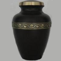 Cleo Brass Urn
