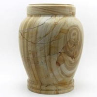 Life Ring Marble Urn