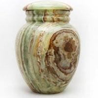 Alabaster Marble Urn