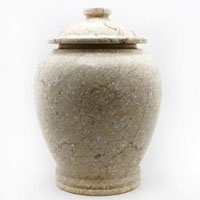 Windward Marble Urn