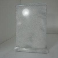 Slate III Marble Urn
