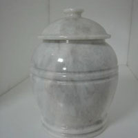Reflection Marble Urn