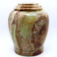 Alabaster II Marble Urn