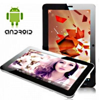 Brand New 7 inch U-Pad F6 Google  Android 4.0 Tablet  PC