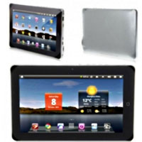 Brand New 10.1 inch E10 Flytouch Google Android 2.3 Tablet PC Silver