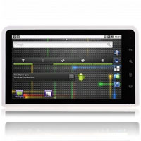 "Brand New 7"" Google Android 2.2 Capacitive Touch Panel HDMI Bluetooth Tablet PC"