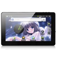 DVB-T GPS Google Android 2.3 7 inch Resistive Screen Tablet PC