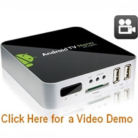 High Quality Android Smart IPTV Box - Streaming Video on Your TV - No Fees!