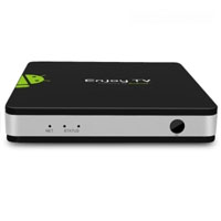 High Quality Android Wireless Smart IPTV Box - Unlimited Video, No Cable Bill!