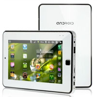1080P Video Google Android 2.2 7 inch Resisitive Screen Phone Tablet PC