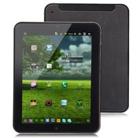 Google Android 2.2 9.7 inch 1080P Video Resistive Screen Phone Tablet PC