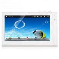 NEW Google Android 2.3 7 inch Flash 10.2 3G External Capacitive Screen 8GB Tablet PC