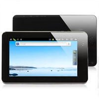 Google Android 2.3 7 inch 2160P Video Flash 10.3 Capacitive Screen Tablet PC Black