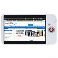 "Mini 7"" Google Android 1.6 Notebook WiFi Gravity Sensor Tablet PC"