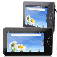 "Google Android 2.2 7"" 3G & Bluetooth Multi-Touch Capacitive Screen Phone Tablet PC"