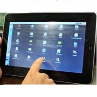 "10.2"" Notebook Tablet PC 3G Android 2.2 With GPS & WiFi"