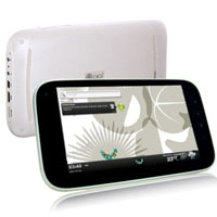 "Android 2.2 7"" 720P Support Capacitive Screen Tablet PC"