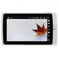 "7"" Google Android 2.1 Duel-Touch 720P Video Gravity Sensor Tablet PC"