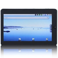 10.2 inch Google Android 2.2 1080P Flash Gravity Sensor ePad Tablet