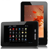 4.0 7 inch Google Android 2160P Video External 3G Capacitive Screen Tablet PC