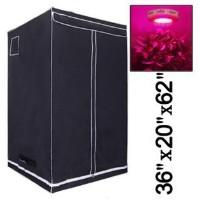 (1)3x1.6x5.1 ft Garden Hydroponics Darkroom Grow Tent