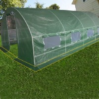 High Quality Greenhouse 20' x 10' x 6' Portable Garden Green House