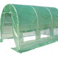High Quality Greenhouse 12' x 7' x 7' Portable Arch Walk-In Green House