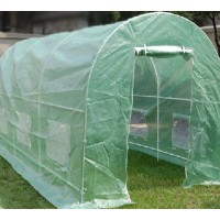 High Quality Greenhouse 15' x 7' x 7' Portable Arch Walk-In Green House