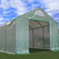 High Quality Greenhouse 20' x 10' Large Walk in Green House