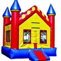 Commercial Grade Inflatable Castle 2 Bouncer Bouncy House