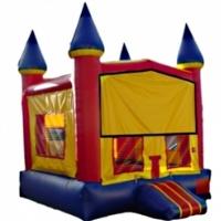 Commercial Grade Inflatable Module Castle Bouncer