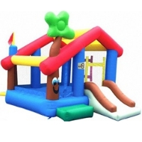 My Little Playhouse Bouncer Bouncy House With Blower