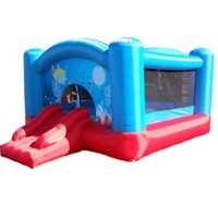 New Inflatable Bounce Bouncer Bouncy House Jump & Slide