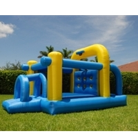 Obstacle Course Bounce House Bouncy House