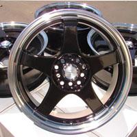 17x8 Effect Wheels Rims 5 lugs Audi TT PT Cruiser Sebring Pontiac Vibe Caravan