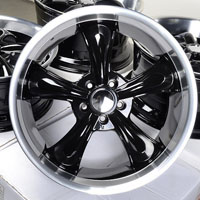 "20"" New Wheels Rims Stagger Ford Mustang GT V6 Infiniti G35 G37 Nissan 350Z 370Z"