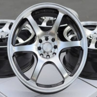 "18 Inch Automotive Rims 18"" Wheels - Set of 4"