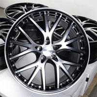 "20"" Effect Wheels Rims Mercedes Benz E230 E320 E500 S350 S500 CLK320 SLK280 R350"